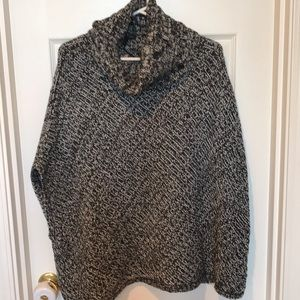 Banana Republic Small Sweater Cape with arm holes
